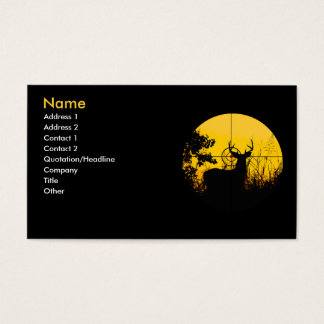 Geschäfts-Visitenkarte Visitenkarte