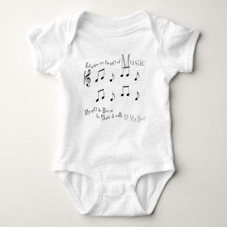 Geschenk-Baby-Bodysuit Baby Strampler