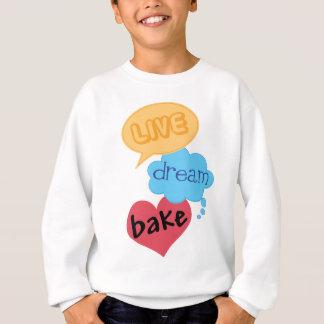 Geschenk für Bäcker Sweatshirt
