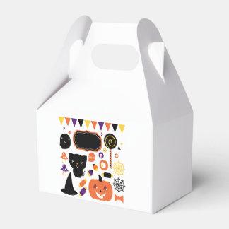 Geschenkboxen: mit Halloween-Geschöpfen Geschenkkartons