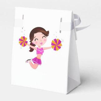 Geschenkboxen mit Schulmädchen Geschenkschachtel