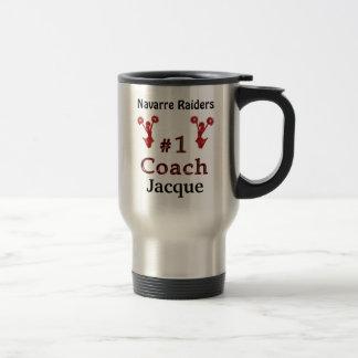 Geschenke für die Cheerleading Trainer Reisebecher