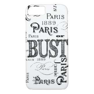 Geschenke und Andenken Paris Frankreich iPhone 8/7 Hülle