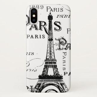 Geschenke und Andenken Paris Frankreich iPhone X Hülle