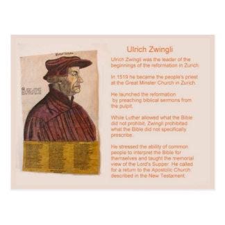 Geschichte, Religion, Schweizer Verbesserung, Postkarte