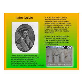 """Geschichte, Religion, Verbesserung, """"Johannes Postkarte"""