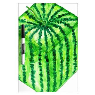 Geschmackvolle Wassermelone Art2 Memoboard