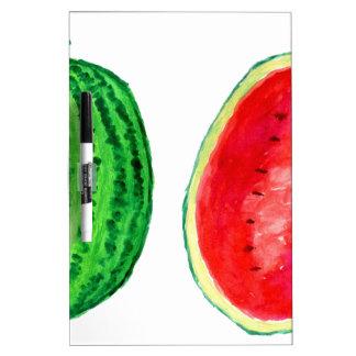 Geschmackvolle Wassermelone-Kunst Memoboard