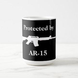 Geschützt durch AR-15 Kaffeetasse