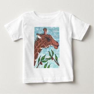 Geschwätzig die Giraffe Baby T-shirt
