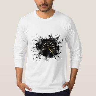 Geschwindigkeits-Emblem-städtische Art 1 T-Shirt