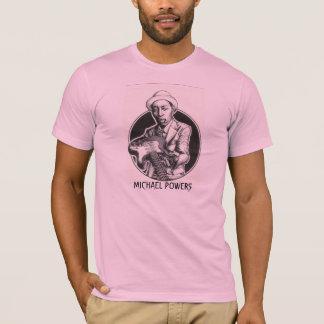 Gesegnete MICHAEL-POWER sind T - Shirt