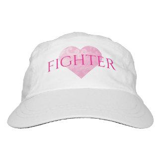 Gesponnener Kämpfer-Hut mit dem Herzen, Headsweats Kappe
