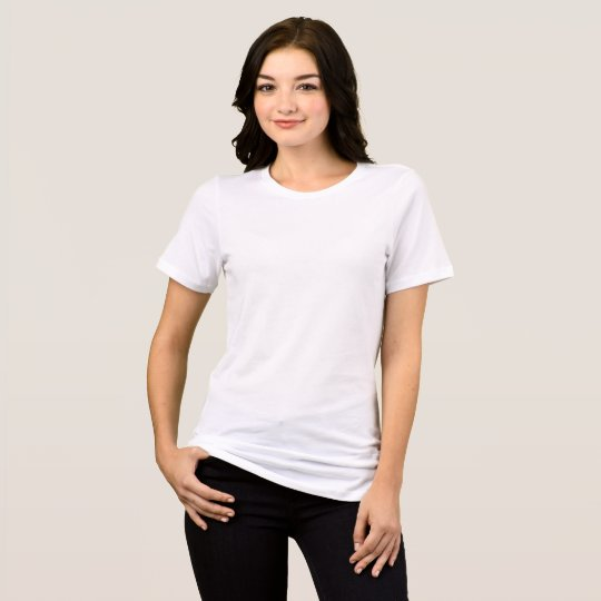 Bella Relaxed Fit Jersey T-Shirt für Frauen