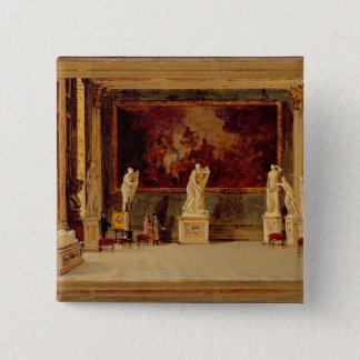 Gestalten Sie Galerie am Pitti Palast, Florenz (O Quadratischer Button 5,1 Cm
