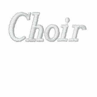Gestickte Chor-Musik-Jacke Bestickte Freizeitjacken