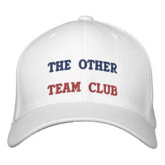 Gestickter Hut anderer Team-Verein Bestickte Caps