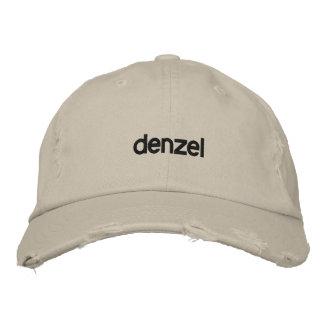 Gestickter Hut denzel Name Bestickte Caps