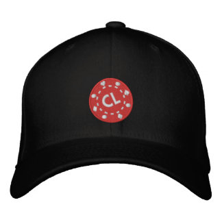 Gestickter Hut des Chips Leader® Bestickte Mütze