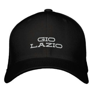 Gestickter Hut Gio Lazio Bestickte Baseballcaps