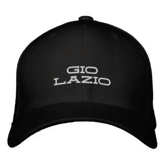 Gestickter Hut Gio Lazio Besticktes Baseballcap
