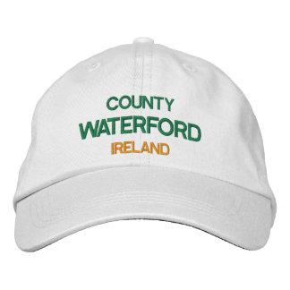 Gestickter Hut Landkreis-Waterfords Irland