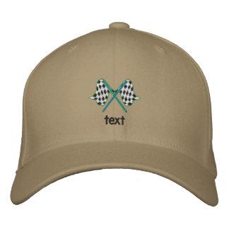 Gesticktes Hut-Test-Produkt Bestickte Mützen