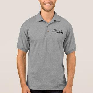 Getränk-auch - Kardiologe Poloshirt