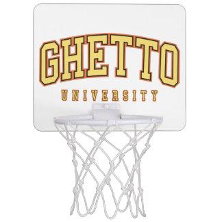 Getto-Hochschulbasketball Mini Basketball Ring