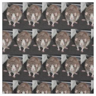 Gewebe des extravagante Ratten-kundenspezifisches Stoff