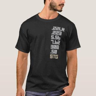 Gewehr-Kaliber-T - Shirt