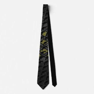 Gewehr-Krawatte Individuelle Krawatte