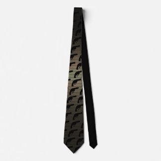 Gewehr-Krawatte Krawatte