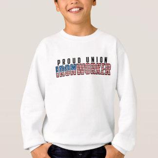 Gewerkschafts-Hüttenarbeiter Sweatshirt