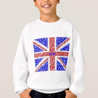 Gewerkschafts-Jack-Blasen-Beschaffenheit Sweatshirt