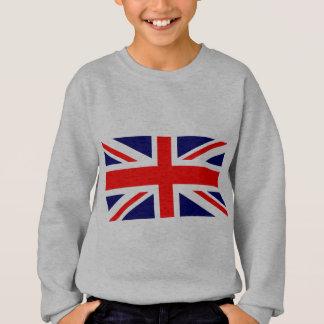 Gewerkschafts-Jack-Briten-Flagge Sweatshirt