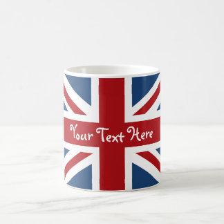 Gewerkschafts-Jack-Briten-Flagge Tasse