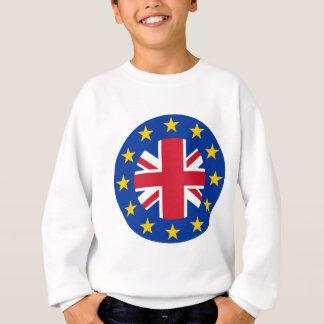 Gewerkschafts-Jack - EU kennzeichnen Sweatshirt