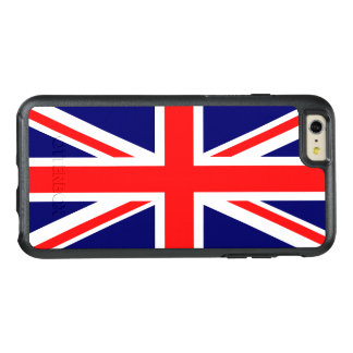 Gewerkschafts-Jack-Flagge Otterbox SMTRY Iphone 6 OtterBox iPhone 6/6s Plus Hülle