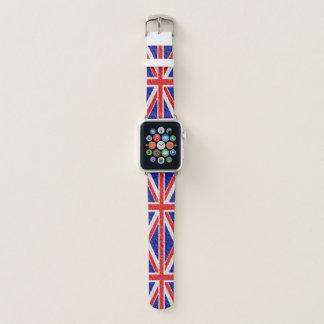 Gewerkschafts-Jack-Flaggen-Entwurf Apple Watch Armband