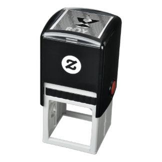 """Gewohnheit 1,5"""" x 1,5"""" Briefmarke Permastempel"""