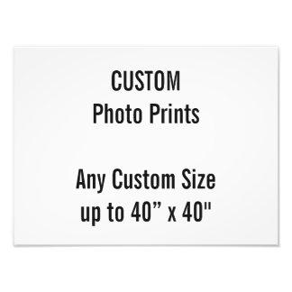 Gewohnheit 40 x 30 cm Foto-Druck-BRITISCHE Fotodruck