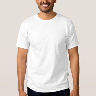 Gewohnheit gesticktes Shirt