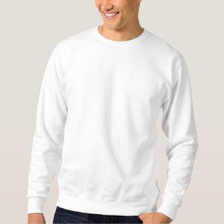 Gewohnheit gesticktes Sweatshirt