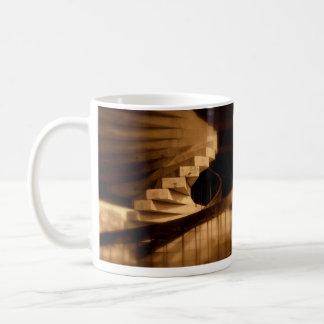 Gewundene Treppen-Kaffee-Tasse Kaffeetasse