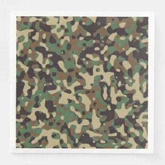 GI-JOE-MilitärParty-Papierservietten Papierservietten