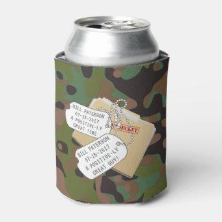 GI-JOE-Tarnungs-Party kann cooler Dosenkühler