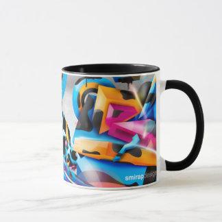 Giftige Tarnung Tasse