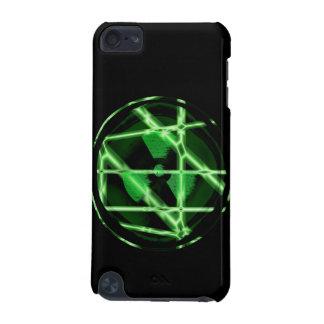 Giftiges Grün iPod Touch 5G Hülle