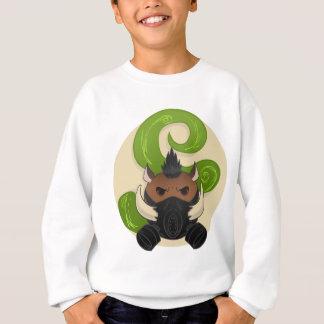 Giftiges Schwein Sweatshirt